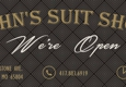 John's Suit Shop - Springfield, MO