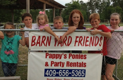 Pappy's Ponies & Party Rentals - Vidor, TX