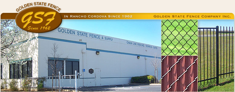 Fencing Services Golden State Fence Co Inc Rancho