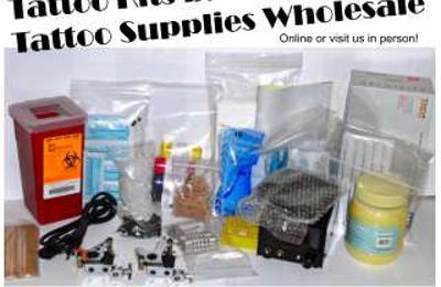 Tattoo Supplies Wholesale 1005 W Busch Blvd Ste 206, Tampa, FL 33612 ...