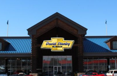 David Stanley Chevrolet Of Norman 1221 Ed Noble Pkwy Norman