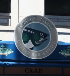 Salty Dog Seafood Grille & Bar - Boston, MA