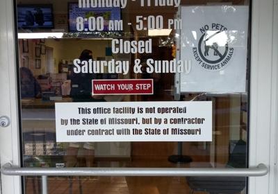 Missouri State Of Licence Bureau 303 Harmon St, Pineville
