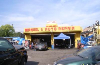 Manuel's Auto Repair - Los Angeles, CA