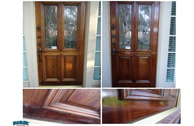 Fantastic Door Refinishing   Houston, TX