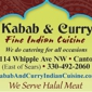 Kabab & Curry - Canton, OH