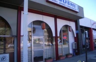Akasaka Sushi - Menlo Park, CA