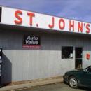 St John Tire Inc