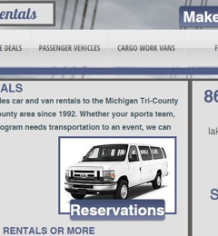 Lakeside Car Rental - Southfield, MI