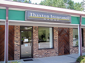 Thaxton Insurance Group Camden Building