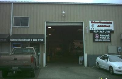 Redmond Transmission & Auto Repair - Redmond, WA