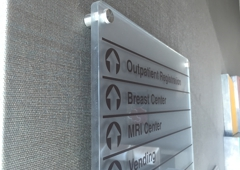 G & S Sign Services LLC - Oklahoma City, OK. Interior and other ADA signage