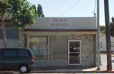 Mission Printers - San Leandro, CA