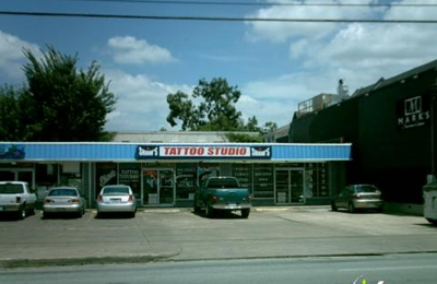 Shaw's Tattoo Studio - Houston, TX