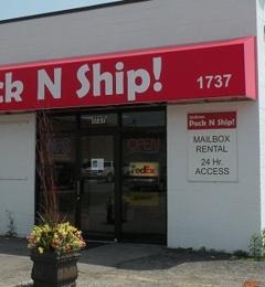 Record Nations (Jackson Pack N Ship) - Jackson, MI