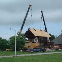 house crane