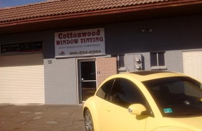 Cottonwood Window Tinting 662 E State Route 89a Cottonwood Az