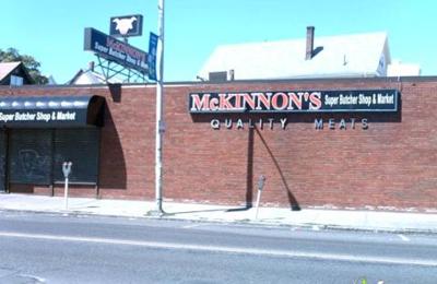 McKinnon's Market - Everett, MA