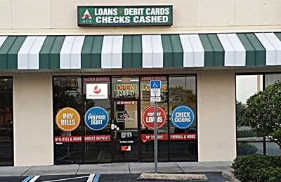 ace cash express - Kissimmee, FL