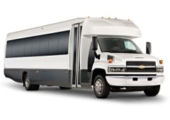 North American Charter Bus