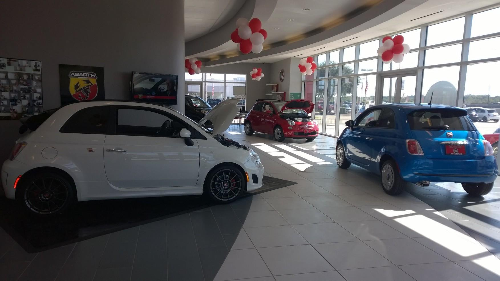 fiat of clear lake 15695 gulf fwy, webster, tx 77598 - yp