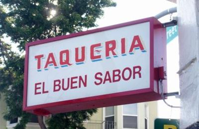Taqueria El Buen Sabor - San Francisco, CA