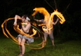 Blaze & Ember with Circus & Fire Acts - Face Painting & Clowns