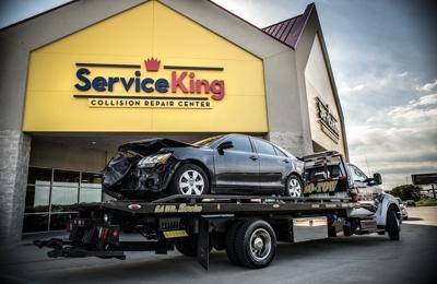 Service King Collision Repair Columbia - Columbia, TN