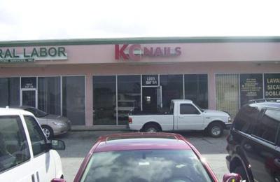 Kc Nails - Hialeah, FL