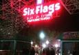 Six Flags Magic Mountain - Valencia, CA. Entrance
