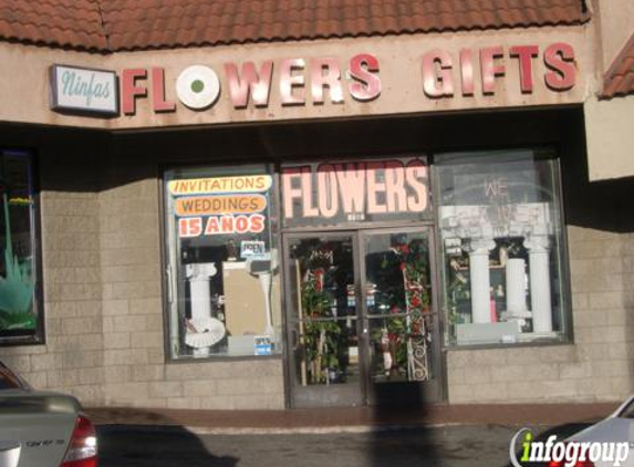 Ninfa's Flowers & Gifts - Los Angeles, CA