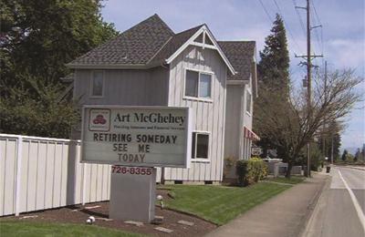 Art McGhehey - State Farm Insurance Agent - Springfield, OR