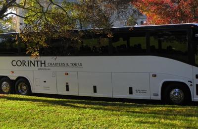 Corinth Charters & Tours - Corinth, MS