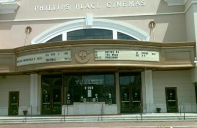 Regal Phillips Place Stadium 10 - Charlotte, NC