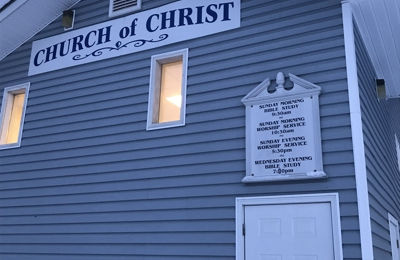 Church Of Christ - Fairbanks, AK. Wonderful and warm. Great place to worship God.
