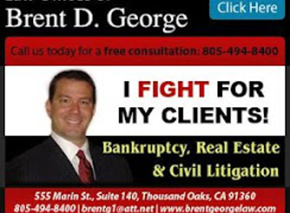 Law Offices of Brent D. George - Thousand Oaks, CA