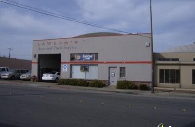 Lawson's Auto & Truck Service - San Mateo, CA