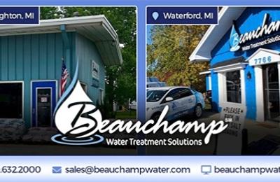 Beauchamp WaterTreatment Solutions - Brighton, MI
