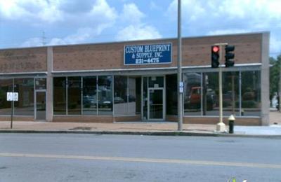Custom Blueprint & Supply, Inc. - Saint Louis, MO