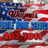 Wayne's Mobile Home Service