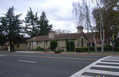 Stone Church of Willow Glen Presbyterian - San Jose, CA
