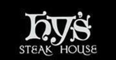 Hy's Steak House - Honolulu, HI