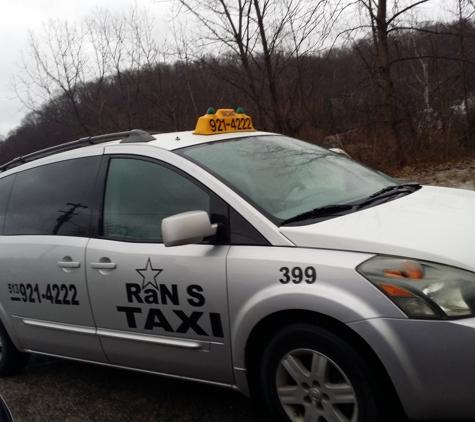 Ran's Cabs-24/ 7 Taxi Dispatch Service - Cincinnati, OH