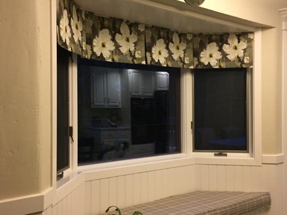 Elegant Windows - Middlebury, CT. Valance
