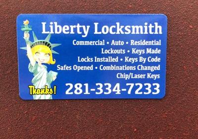 Liberty Locksmith Shop 4002 Nasa Pkwy El Lago Tx 77586 Yp Com