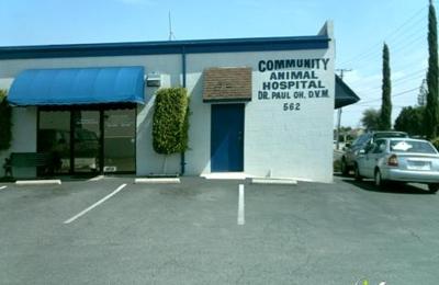 Community Animal Hospital - Rialto, CA