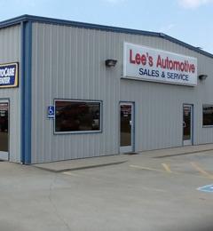 Lees Automotive Sales And Service - Clarksville, TN