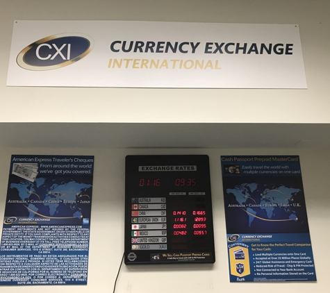 Currency Exchange International - Berkeley, CA