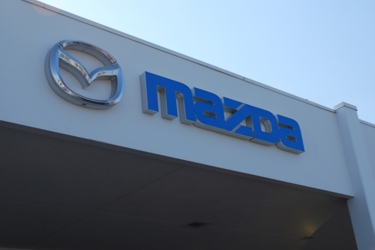 Reynolds Mazda