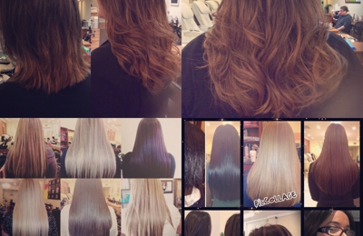 hair extensions by Rosana - Short Hills, NJ